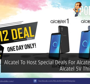 Alcatel To Host Special Deals For Alcatel 1 And Alcatel 5V This 12.12 24