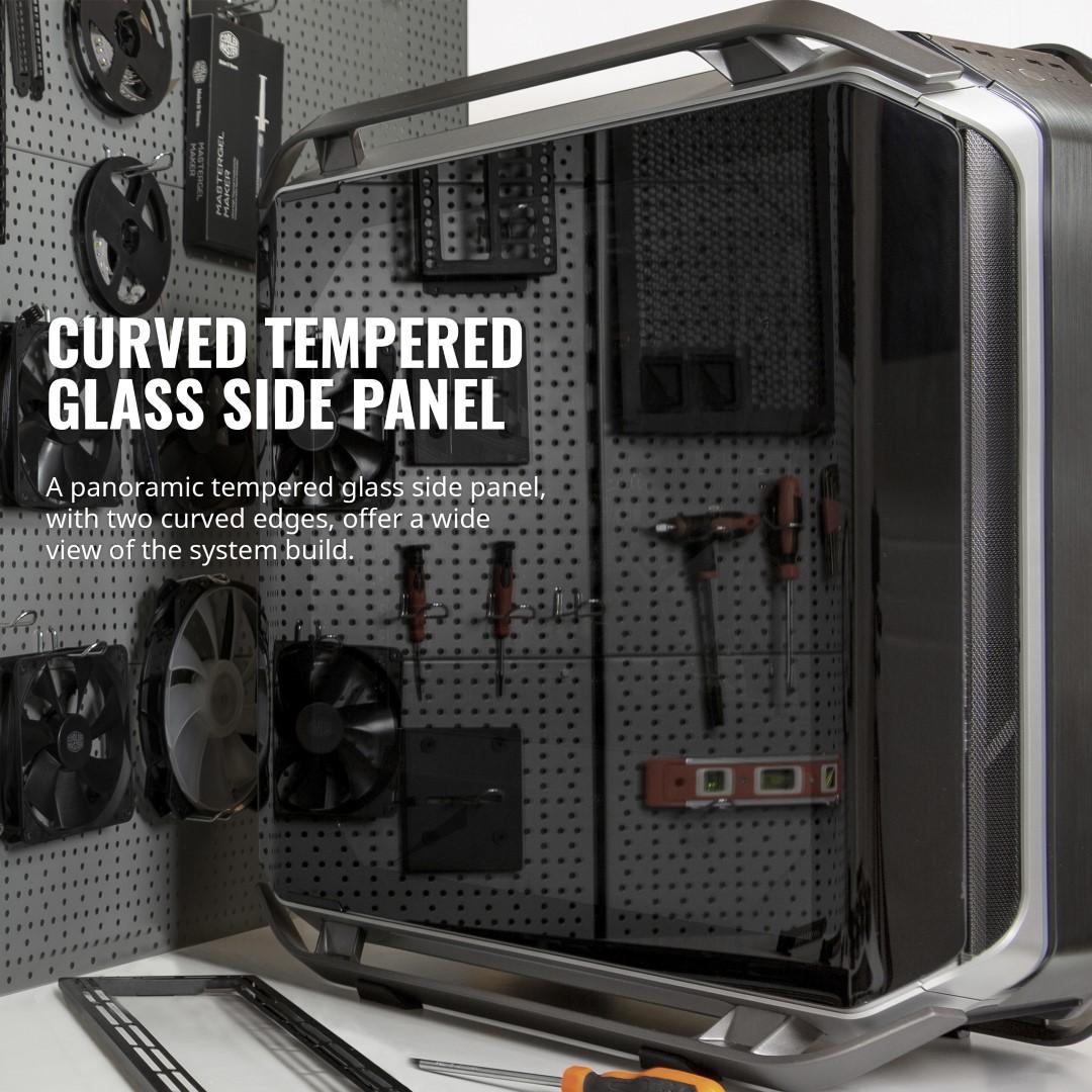 Cooler Master Reveals Flagship COSMOS C700M Case – Pokde