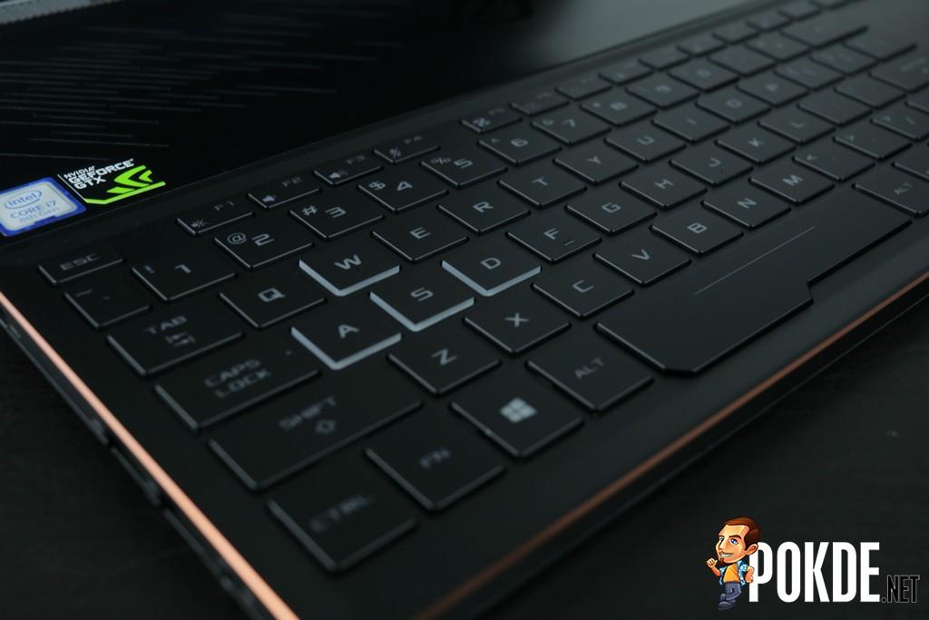 ASUS ROG Zephyrus S Gaming Laptop Review