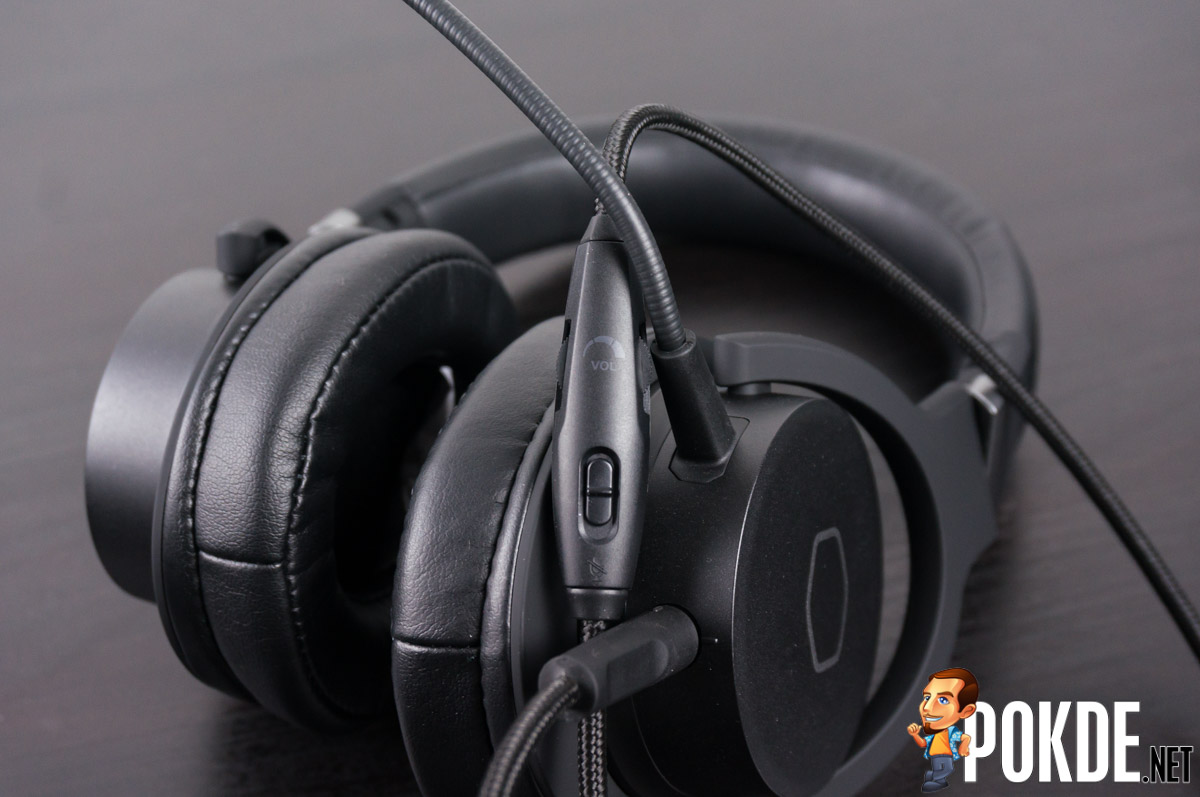 Cooler Master MH752 and MH751 gaming headset review — spoilt