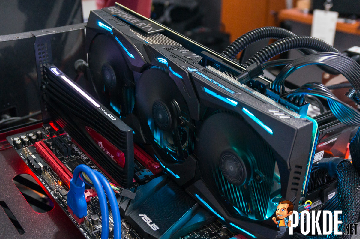 ASUS ROG Strix GeForce RTX 2070 OC Edition 8GB GDDR6 review — a