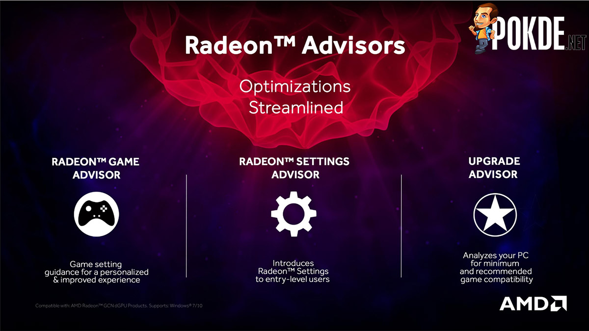 AMD Radeon Software Adrenalin 2019 Edition rolls out – Pokde
