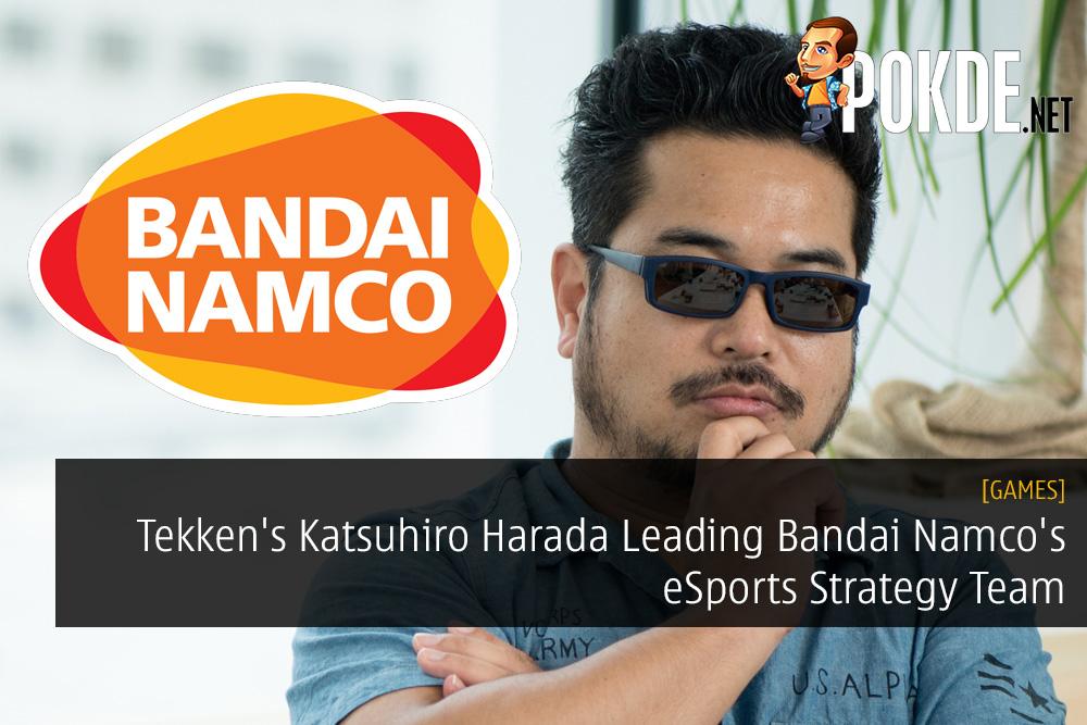 Tekken's Katsuhiro Harada Leading Bandai Namco's eSports Strategy Team