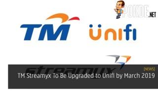 TM Streamyx To Be Upgraded to Unifi by March 2019