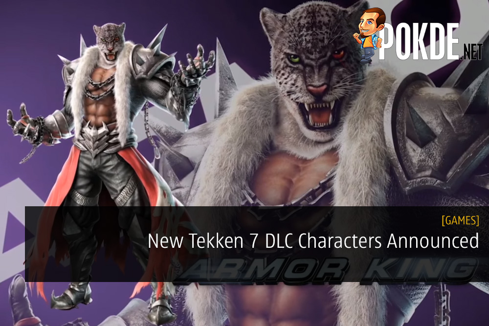New Tekken 7 DLC Characters Announced