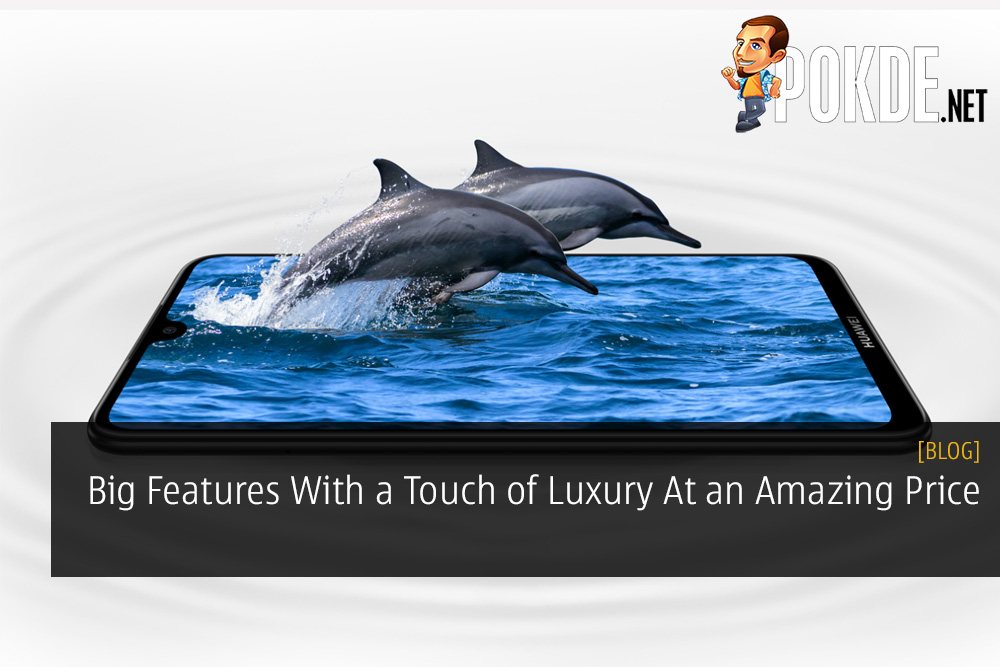 Big Features With a Touch of Luxury At an Amazing Price, What's Not to Love About the Huawei Y Max?