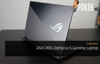 Unboxing the ASUS ROG Zephyrus S