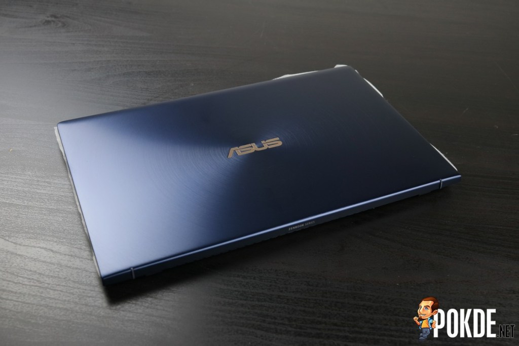 ASUS ZenBook UX433 Laptop Review