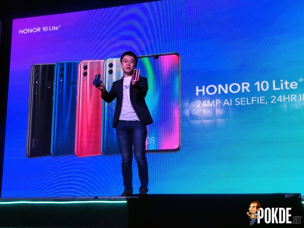 HONOR 10 Lite Officially Launched In Malaysia At RM749 32