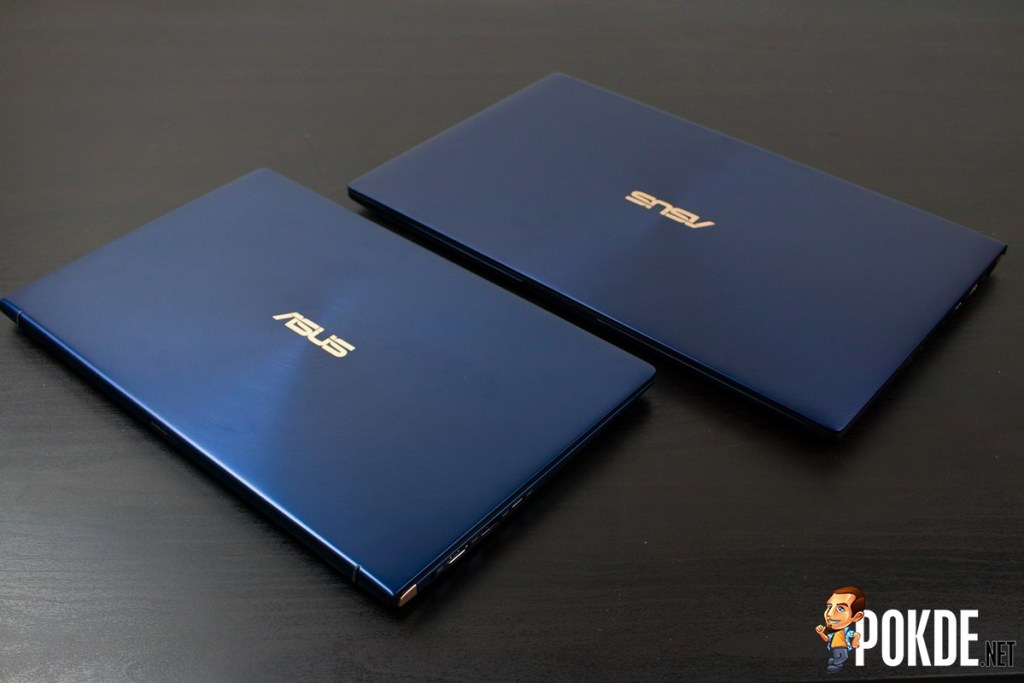 Notable Differences Between the ASUS ZenBook UX433 and the ASUS ZenBook UX533