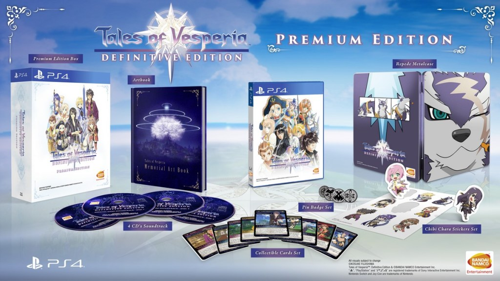 Tales of Vesperia Definitive Edition Malaysia Release Date Confirmed