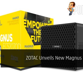 ZOTAC Unveils New Magnus Mini PC 27