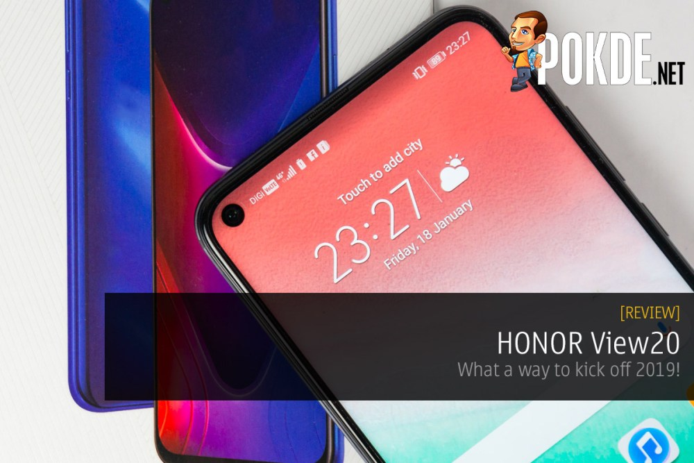 HONOR View20 review — what a way to kick off 2019! 23