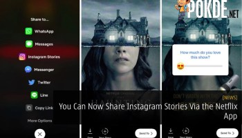 Android Users Can Now Share Their Favorite Netflix Shows On