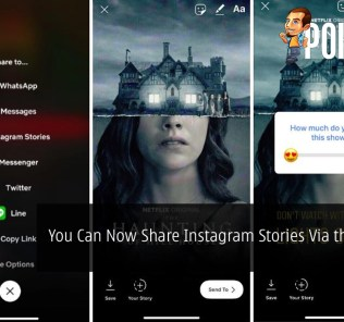 You Can Now Share Instagram Stories Via the Netflix App