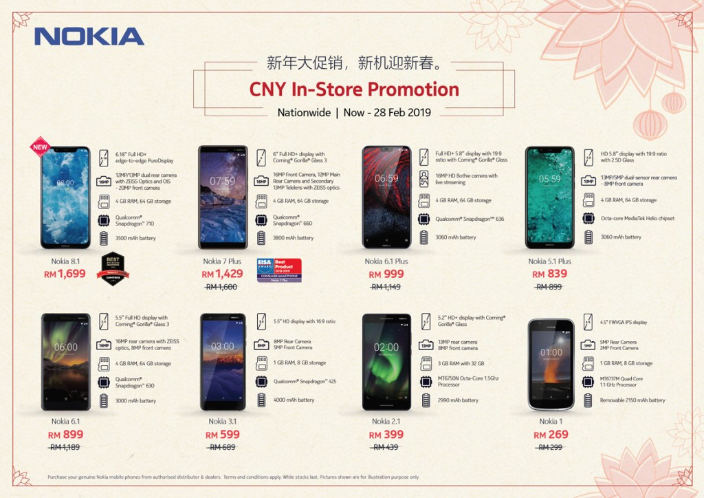 Nokia Celebrates CNY By Offering Cheaper Smartphone Prices 18