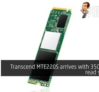 Transcend MTE220S arrives with 3500 MB/s read speeds! 30