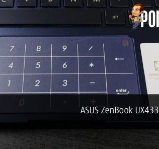 Unboxing the ASUS ZenBook UX433 Laptop