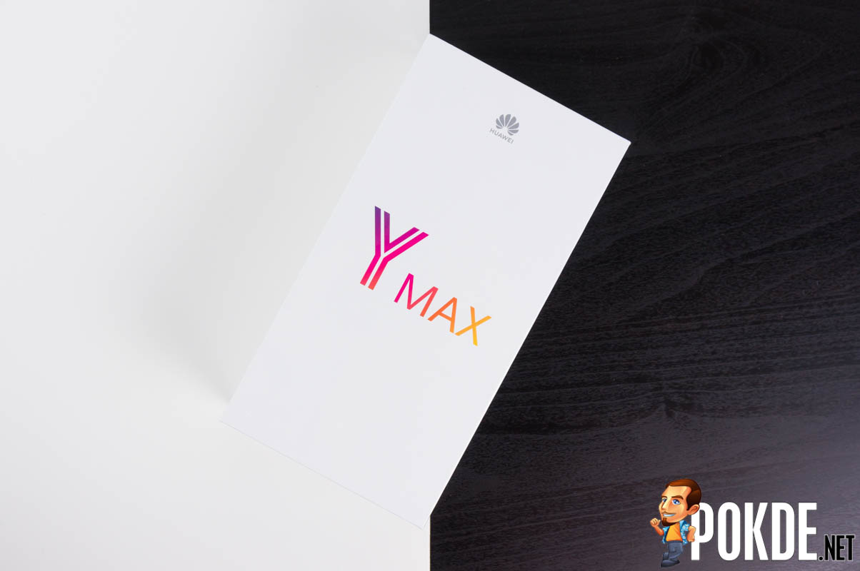 HUAWEI Y Max review — proof that size matters – Pokde