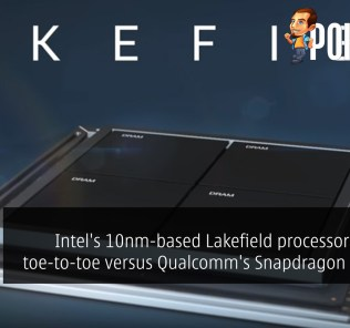 Intel's 10nm-based Lakefield processors will go toe-to-toe versus Qualcomm's Snapdragon chipsets 22