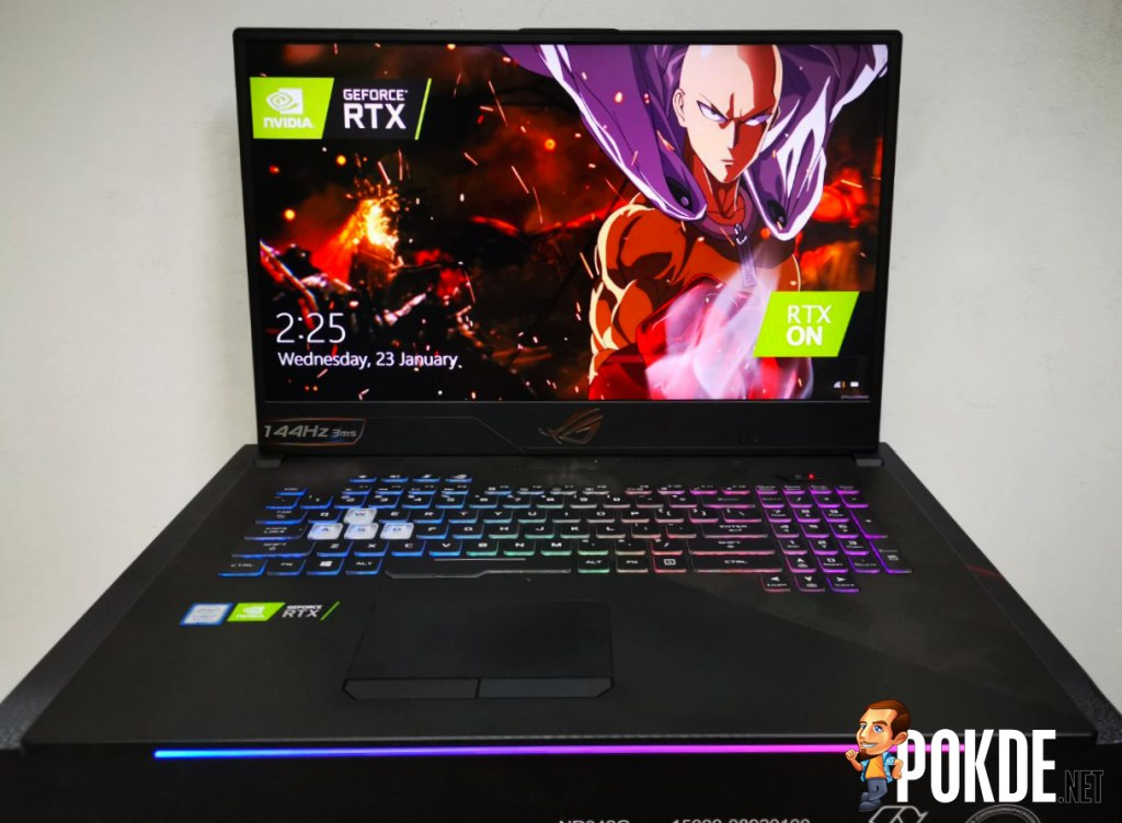 ASUS ROG STRIX SCAR II GL704 RTX 2070 Review - It Will Get