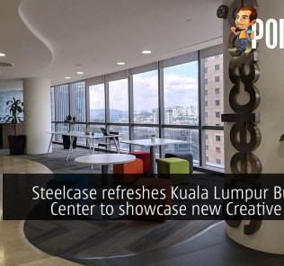 Steelcase refreshes Kuala Lumpur Business Center to showcase new Creative Spaces 27