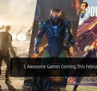 #Pokdepicks 5 Awesome Games Coming This February 2019