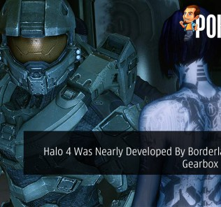 Halo 4 Was Nearly Developed By Borderlands Developer Gearbox Software
