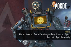 Here's How to Get a Free Legendary Skin and Apex Packs in Apex Legends