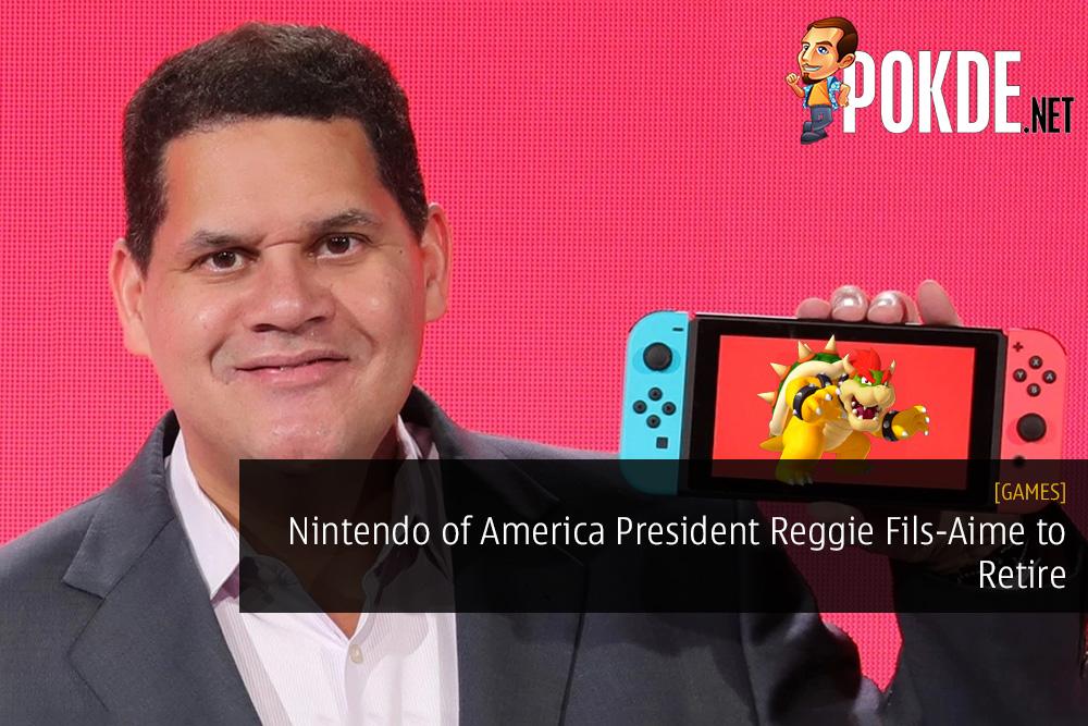 Nintendo of America President Reggie Fils-Aime to Retire