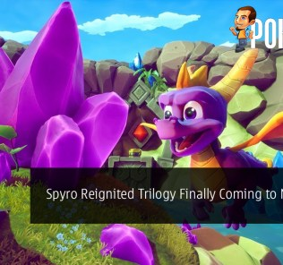 Spyro Reignited Trilogy Finally Coming to Nintendo Switch?