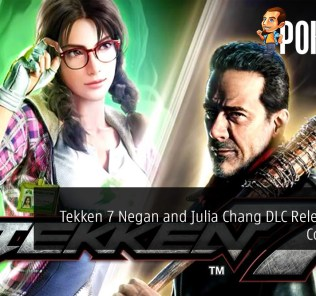 Tekken 7 Negan and Julia Chang DLC Release Date Confirmed
