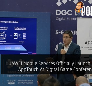 HUAWEI Mobile Services Officially Launch HUAWEI AppTouch At Digital Game Conference 2019 29