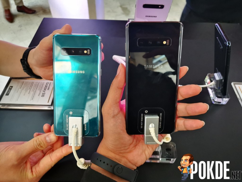 Samsung Galaxy S10 Nationwide Roadshow Has Begun - Free Gifts Galore 21