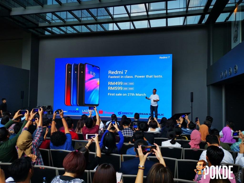 Xiaomi Redmi 7 Makes Surprising Debut in Malaysia
