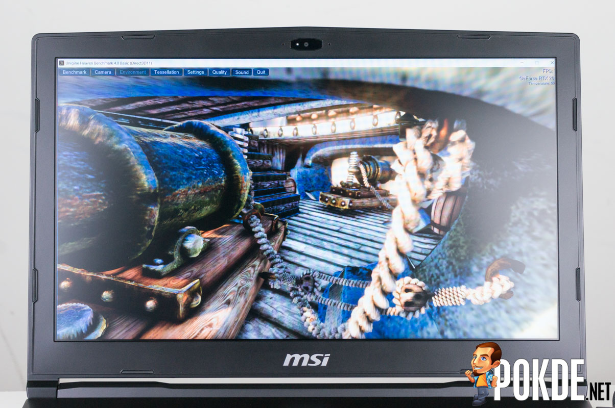 MSI GL63 8SE Review — an affordable GeForce RTX gaming notebook? – Pokde