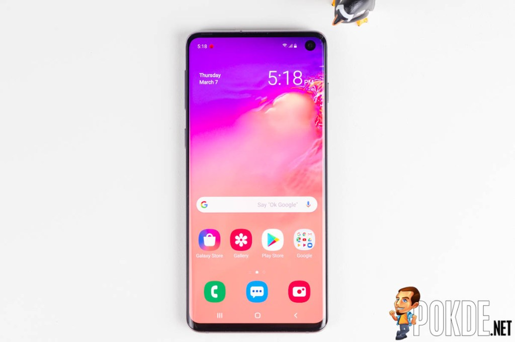 Take the cinema with you with the Samsung Galaxy S10! 31