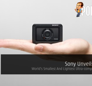 Sony Unveils RX0 II — World's Smallest And Lightest Ultra-compact Camera 25