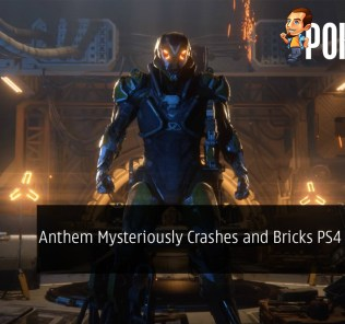 Anthem Mysteriously Crashes and Bricks PlayStation 4 Consoles