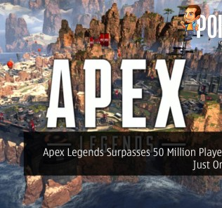 Apex Legends Surpasses 50 Million Player Mark in Just One Month