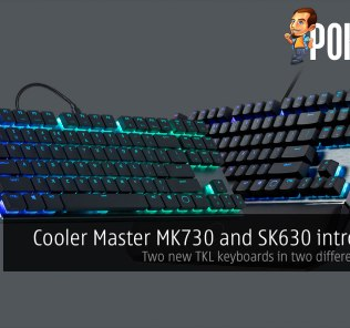 Cooler Master MK730 and SK630 introduced — two new TKL keyboards in two different profiles! 27