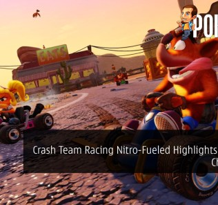 Crash Team Racing Nitro-Fueled Highlights Playable Characters