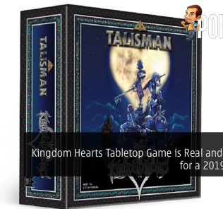 Kingdom Hearts Tabletop Game is Real and is Slated for a 2019 Release
