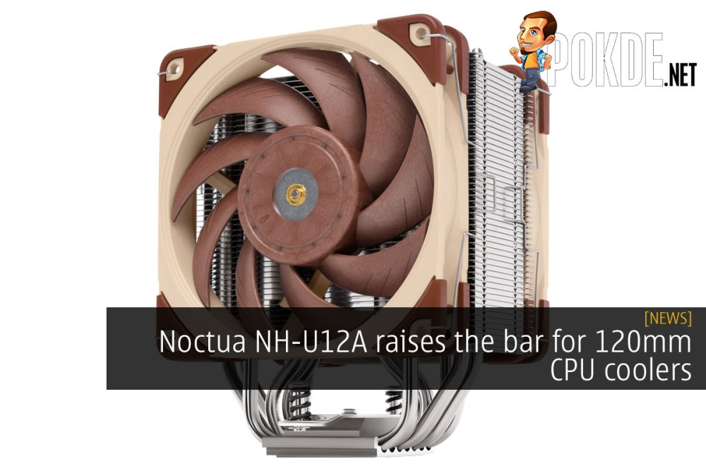 Noctua NH-U12A raises the bar for 120mm CPU coolers 27