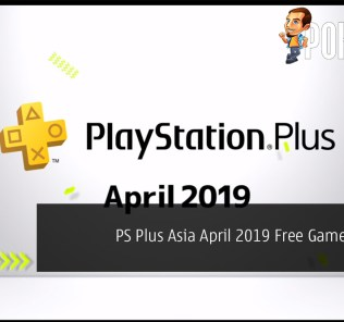 PS Plus Asia April 2019 Free Games Lineup