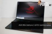 ASUS ROG Zephyrus S GX701 Review