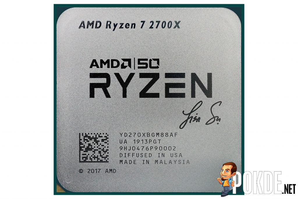 AMD Ryzen 7 2700X and Radeon VII Gold Editions available now until 8th June 2019 28