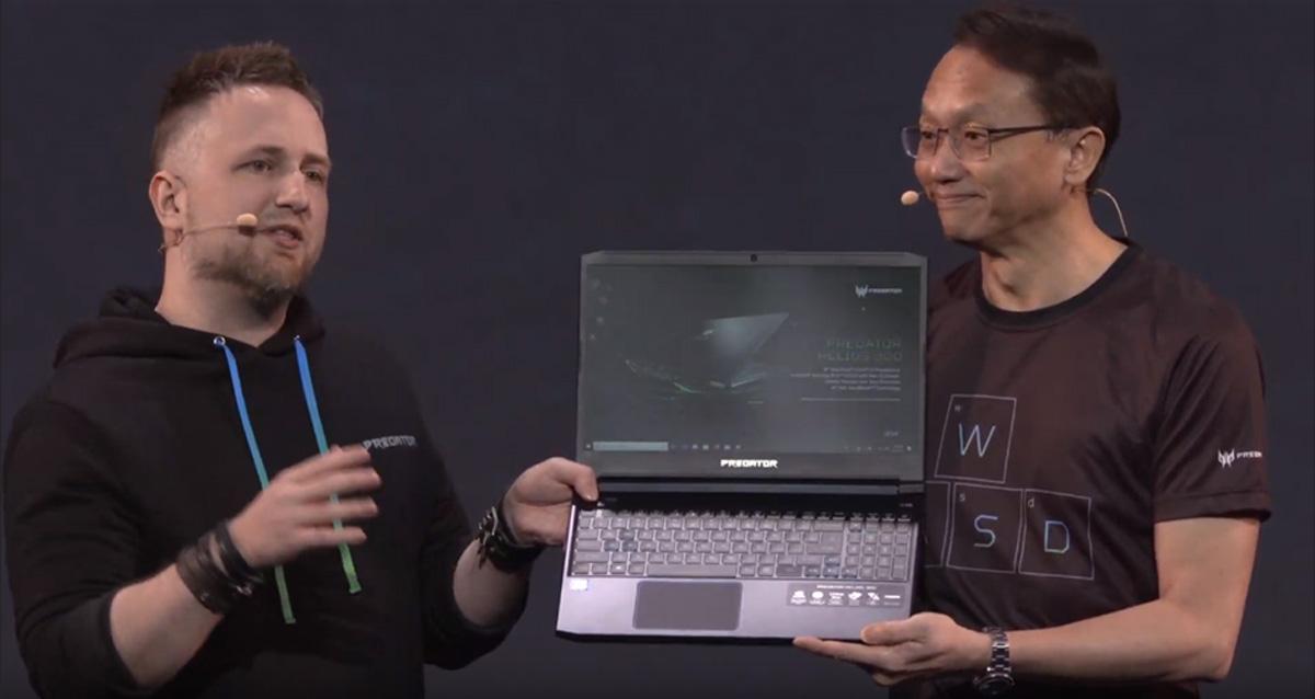 Acer Introduces Predator Helios 700 With Ingenious