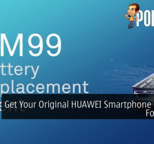 Get Your Original HUAWEI Smartphone Battery For RM99 26