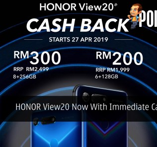 HONOR View20 Now With Immediate Cashback 39